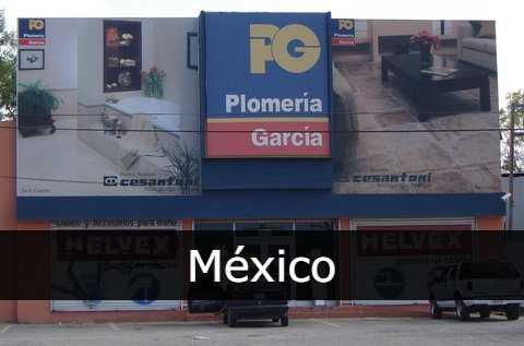 Plomería García México