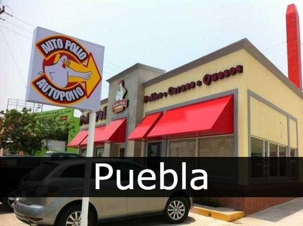 Pollo Feliz Puebla