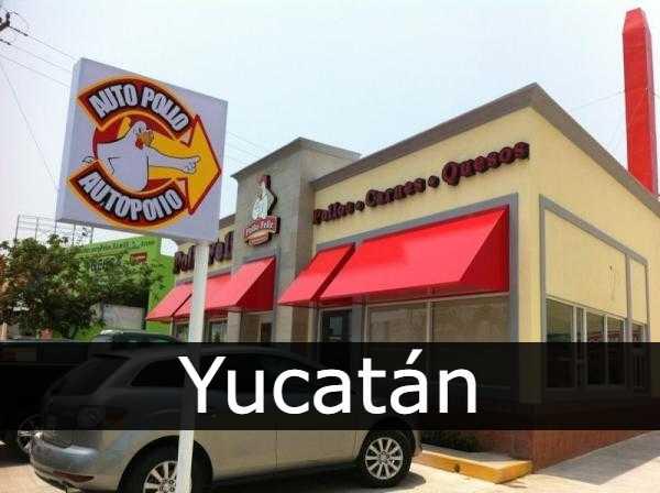 Pollo Feliz Yucatán