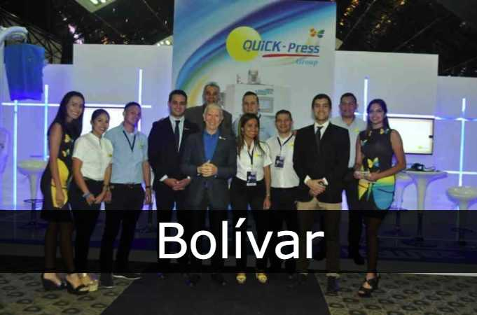 Quick Press Bolívar