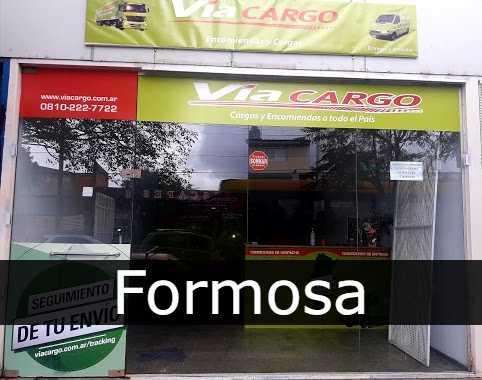 Via Cargo Formosa