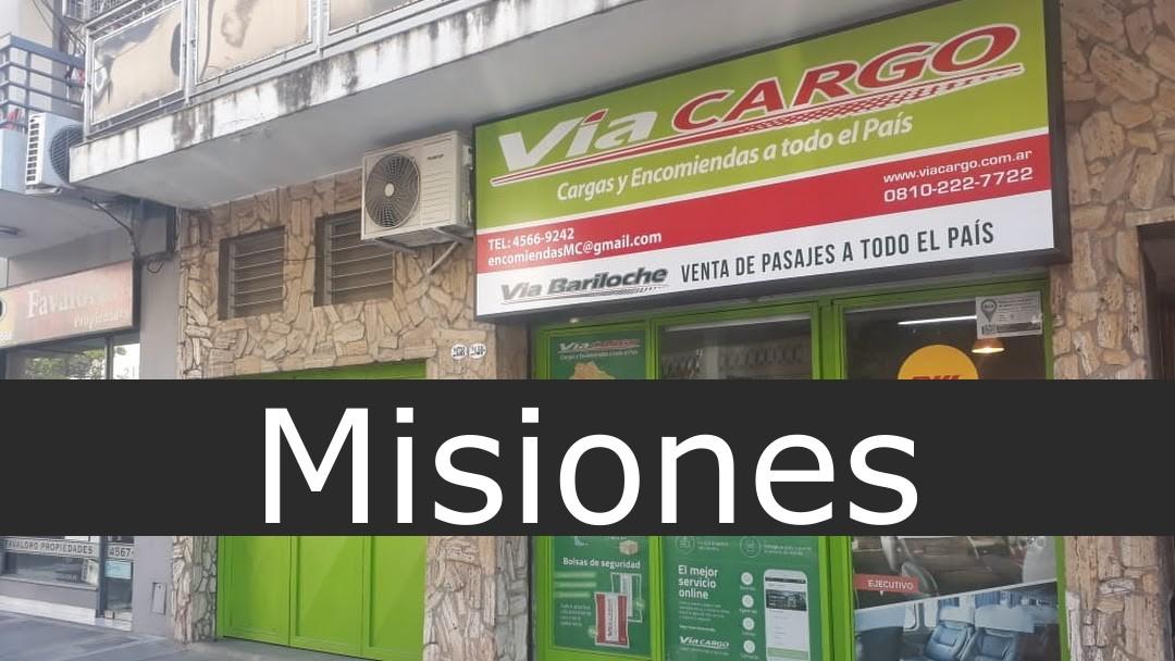 Vía Cargo Misiones
