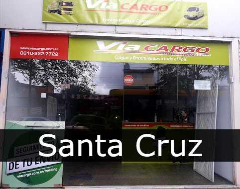 Via Cargo Santa Cruz