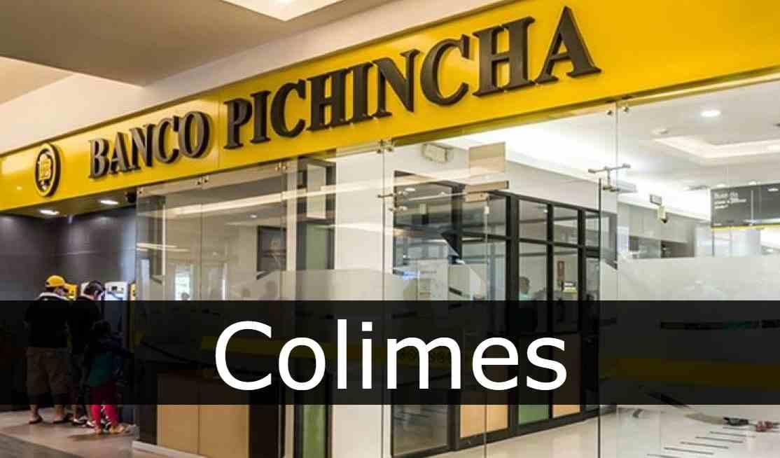 banco pichincha Colimes
