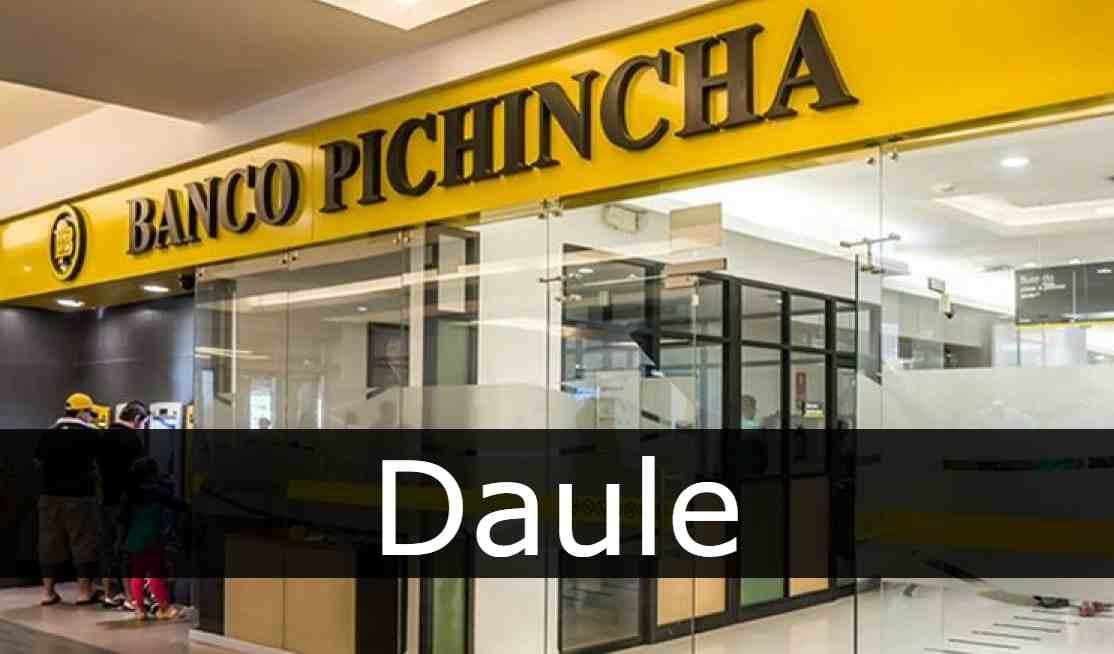 banco pichincha Daule