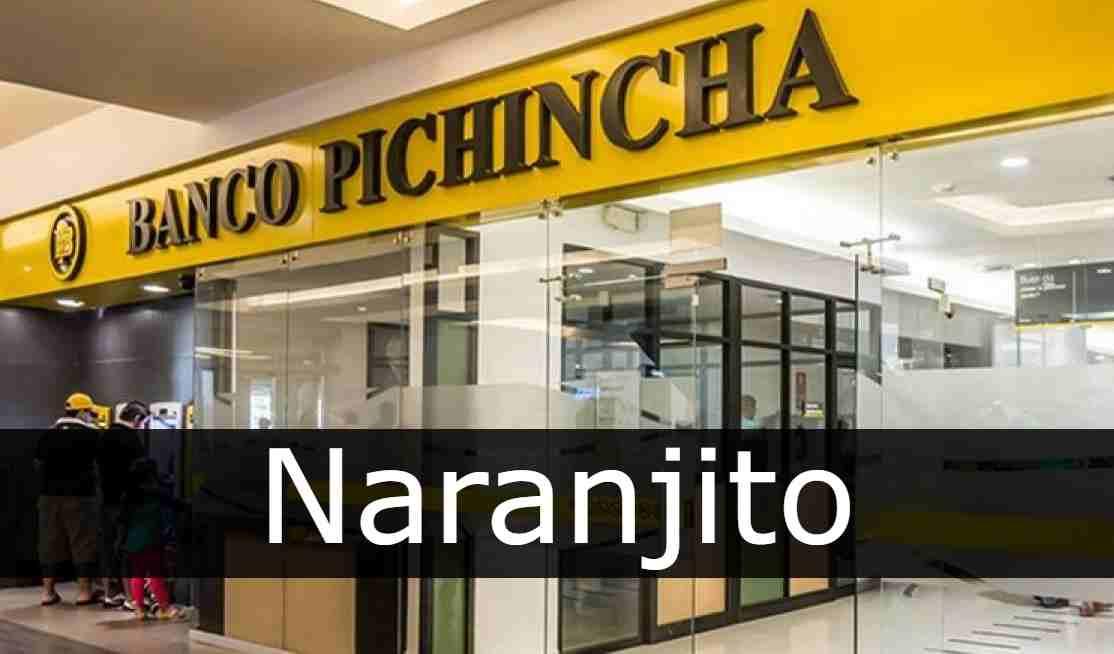 banco pichincha Naranjito