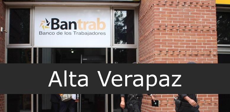 bantrab Alta Verapaz