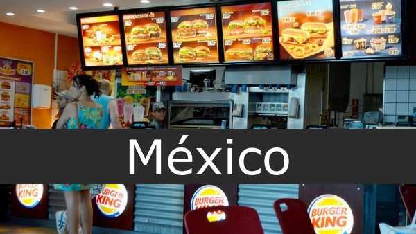 burger king México