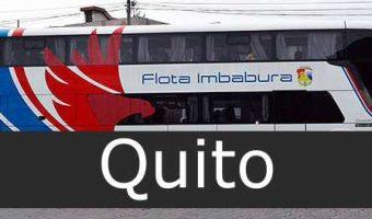 flota imbabura Quito