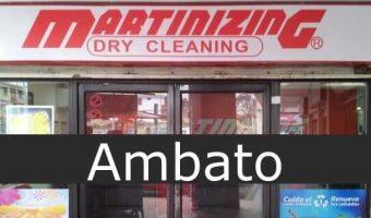 martinizing Ambato