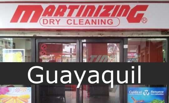 martinizing Guayaquil