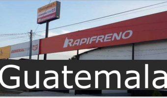 rapifreno Guatemala