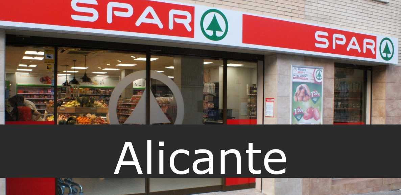 spar Alicante