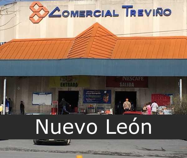 comercial treviño Nuevo León