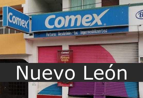 tiendas comex Nuevo León