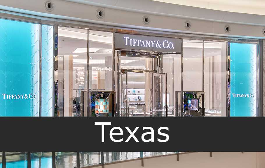 tiffany Texas