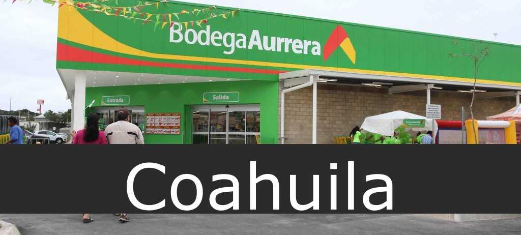 Bodega Aurrera Coahuila