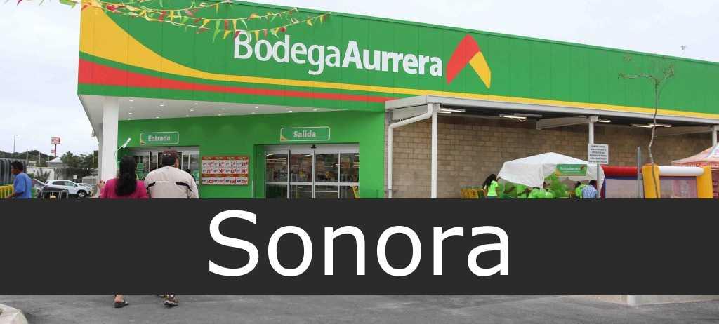 Bodega Aurrera Sonora