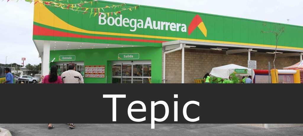 Bodega Aurrera Tepic
