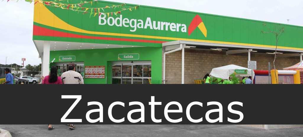 Bodega Aurrera Zacatecas