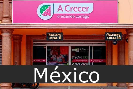 a crecer México
