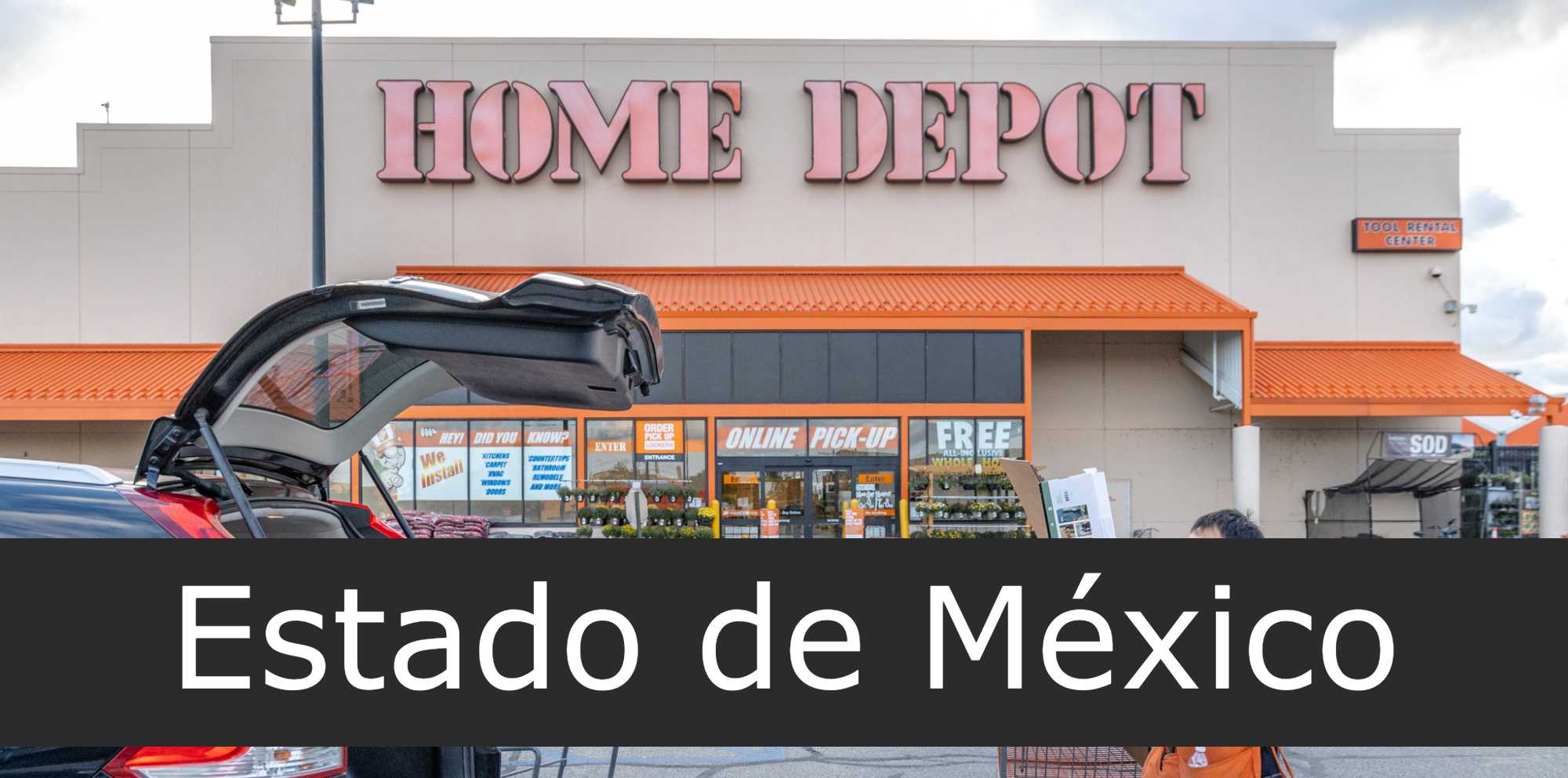 home depot Estado de México