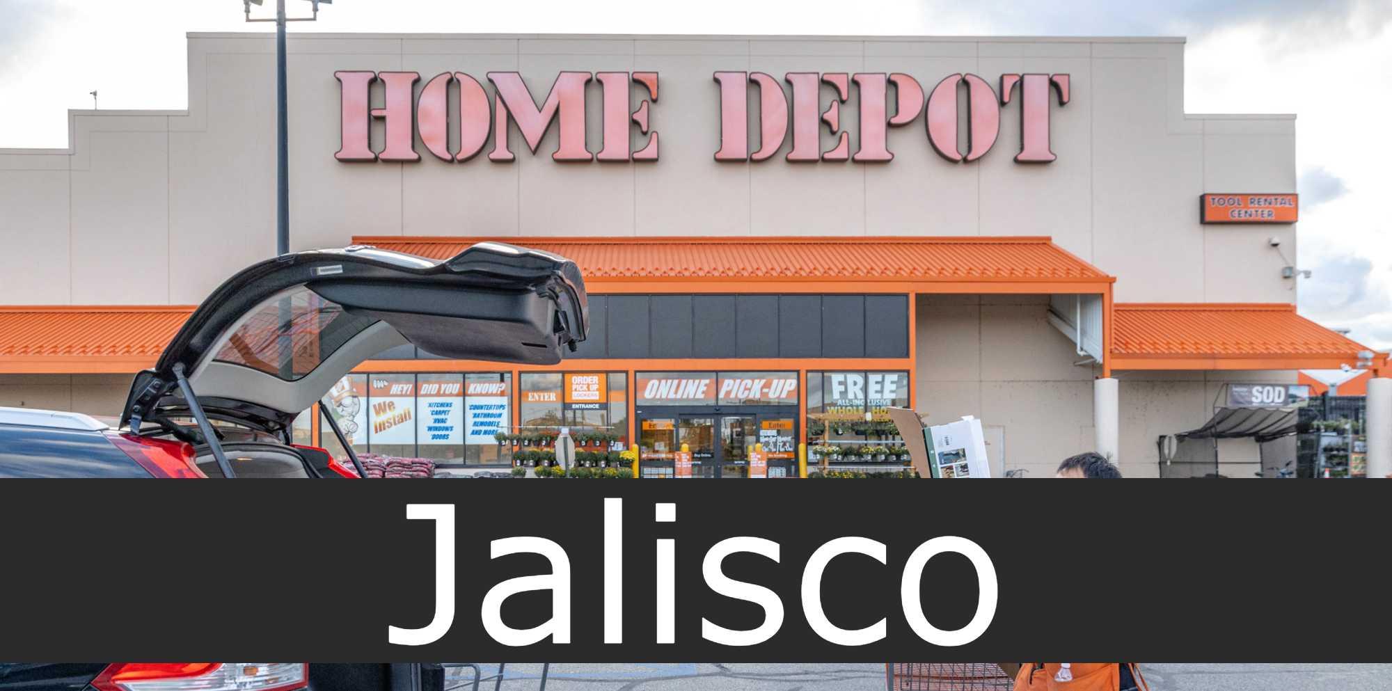 home depot Jalisco